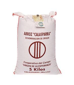 Calasparra Rice 5kg-490
