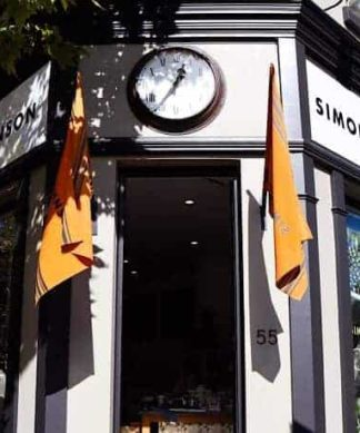 Simon Johnson Woollahra Retail Store